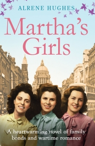 FINAL Martha's Girls cover